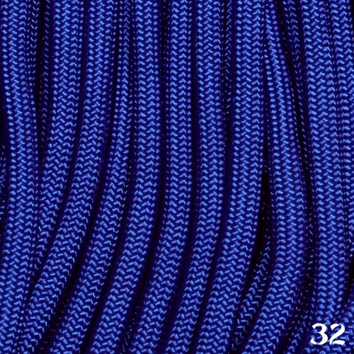 Nautical Seaside Gifts-Carrick Knot Mat-Electric Blue