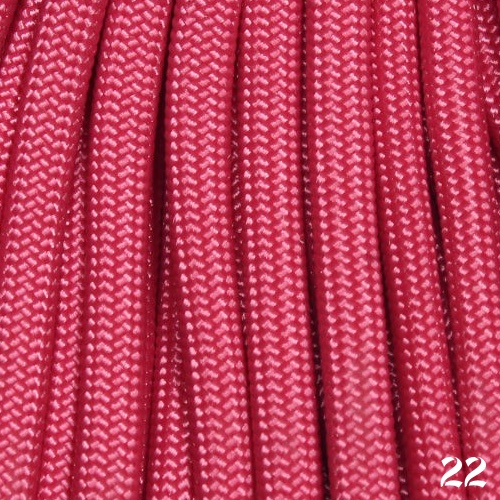 Nautical Seaside Gifts-Carrick Knot Mat Fucshia