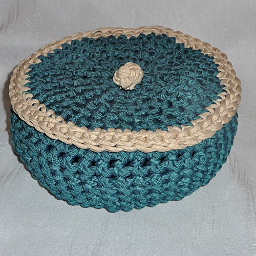 Nautical Seaside Gifts-Turks Knot Coasters