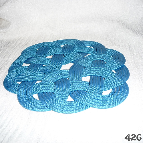 Nautical Seaside Gifts-Carrick Knot Mat