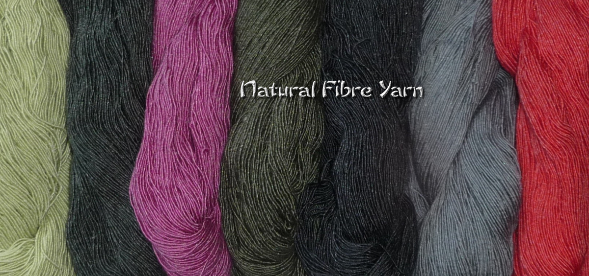 Natural Fibre Yarn at Pioneer Heritage Shoppe