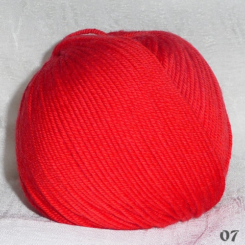 Zitron Lifestyle Yarn 07 Red