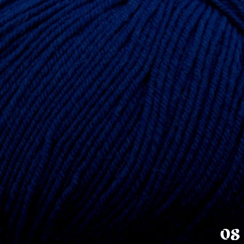 Zitron Lifestyle Yarn 08 Navy