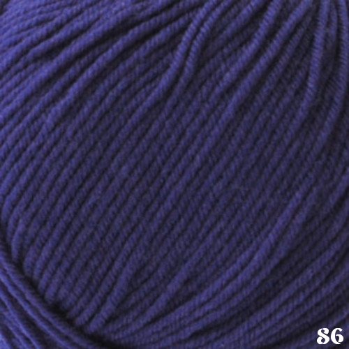 Zitron Lifestyle Yarn 86 Deep Blue