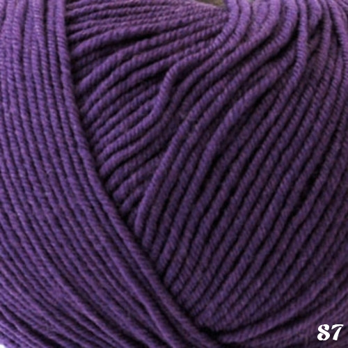 Zitron Lifestyle Yarn 87 Plum