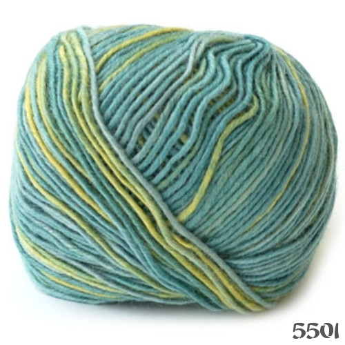 Zitron Patina Yarn 5501 Sea